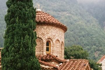 Bulgaria monastero