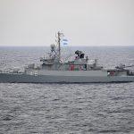 L'Argentina difende i suoi pescatori <br> e spara contro un peschereccio cinese