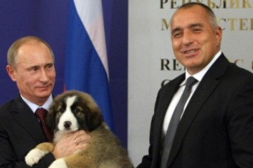 Putin e Borisov