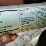I ribelli possiedono armi chimiche <br> (e le hanno già usate in passato)