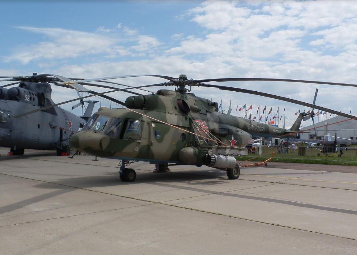 Elicottero russo