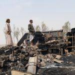 Nuovi raid sauditi in Yemen: <br> ucciso il leader degli Huthi