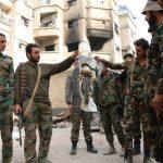 Siria, militari in allerta <br>per possibili raid statunitensi