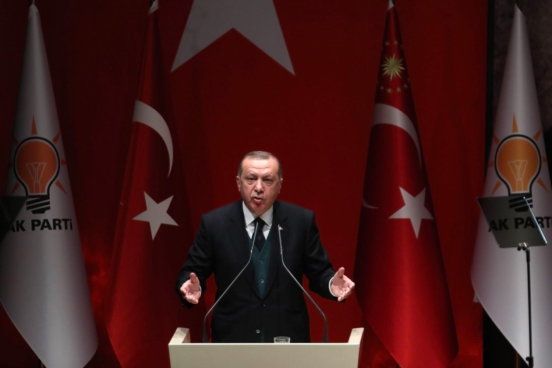 Erdogan LAPRESSE