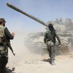 Adesso inizia la resa dei conti <br> nella sacca dei jihadisti di Hama