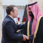 """L'asse tra Macron e i sauditi <br>rilancia il """"patto col diavolo"""""""