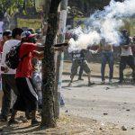 Ancora scontri in Nicaragua: <br> uccise almeno 25 persone