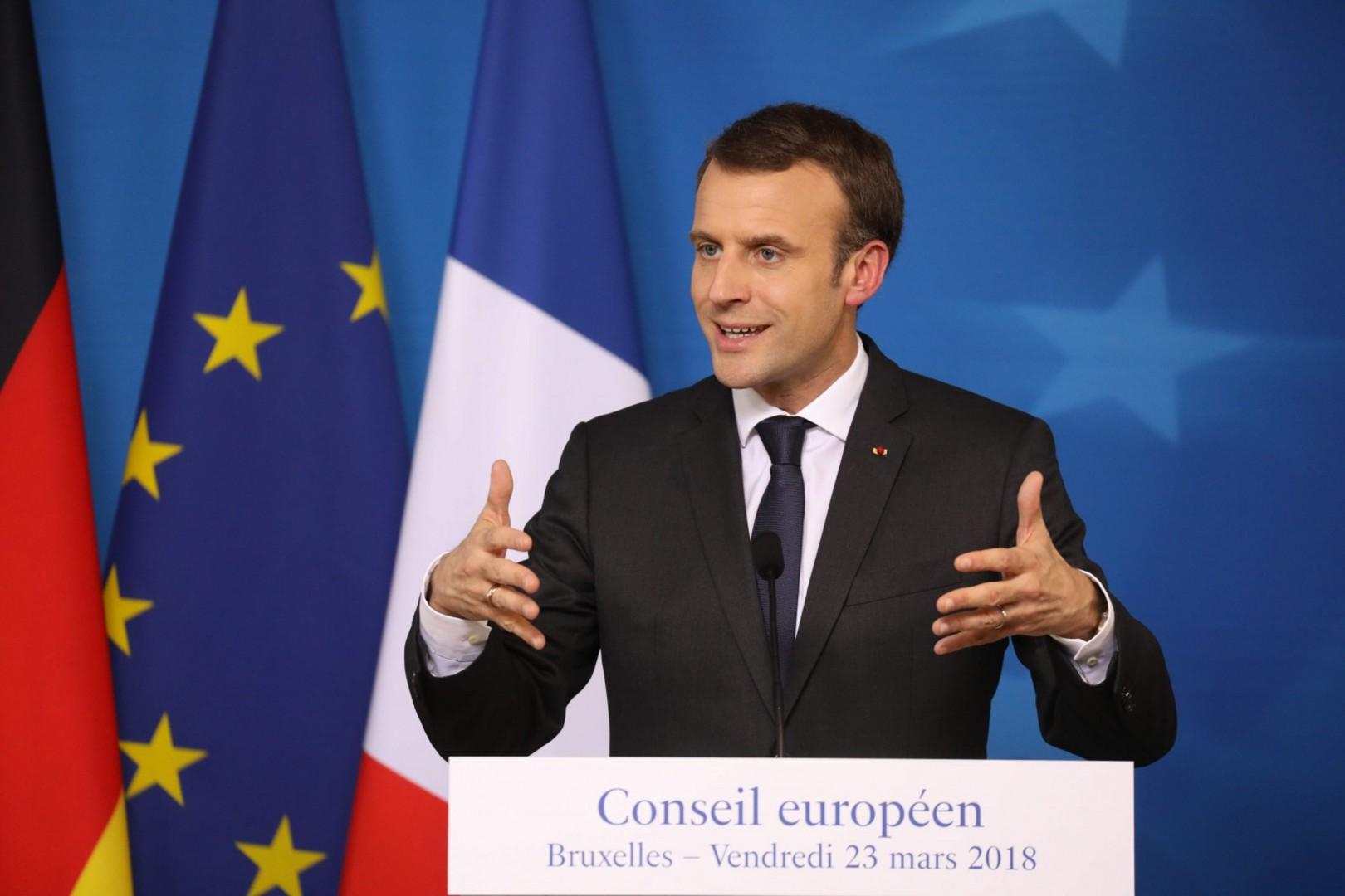 Macron_Lapresse