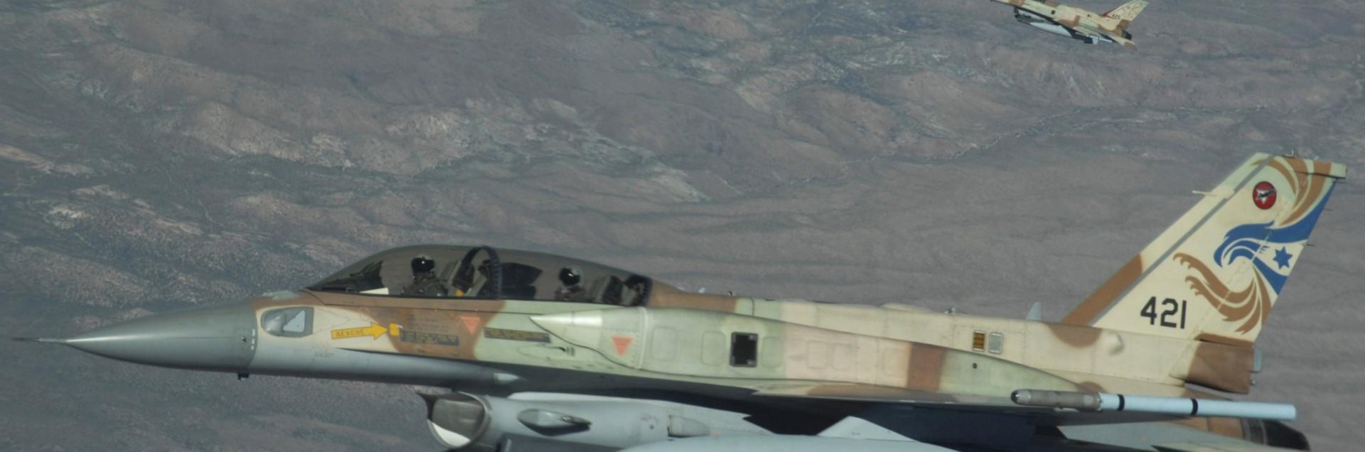 Israele fa rientrare i caccia:<br> ancora alta tensione in Siria