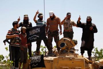 I miliziani di Al Nusra in Siria (ilGiornale.it)