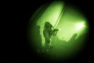 Soldati Usa impiegati in Afghanistan