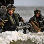 La Nato si esercita in Scozia <br> e arrivano anche i militari russi
