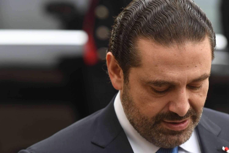 Il premier libanese Saad Hariri (LaPresse)