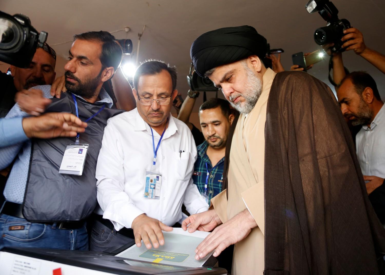 AFP PHOTO / Haidar HAMDANI