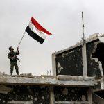 Le battaglie che hanno portato <br>alla liberazione finale di Damasco
