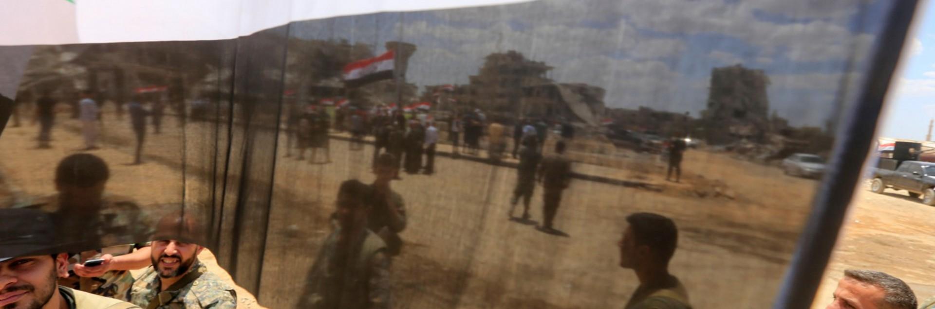 La Siria verso la vittoria finale