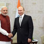 La Russia ora abbraccia l'India:<br> si rafforza l'asse economico e militare