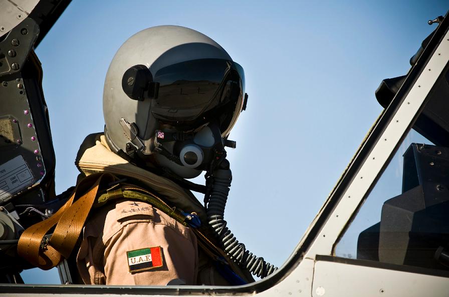 Emirati pilota