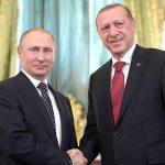 """Telefonata tra Putin ed Erdogan:<br> """"Fermare le violenze a Gaza"""""""