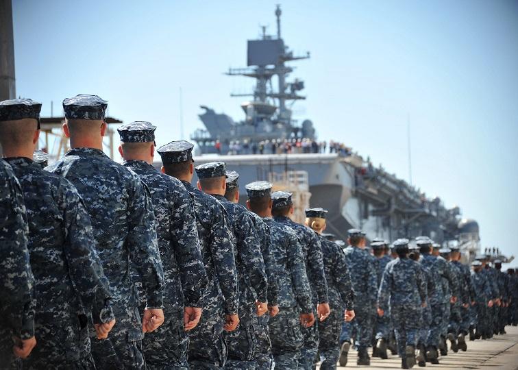 Marina degli Stati Uniti Us Navy (foto Wikipedia)