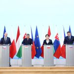 Tra Russia e Stati Uniti<br>il gruppo Visegrad si spacca