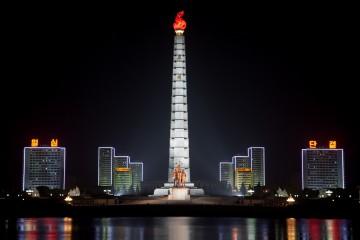 La torre Juche (Flickr William Proby)