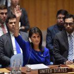 Con le dimissioni di Nikki Haley, <br> Israele perde un'arma all'Onu