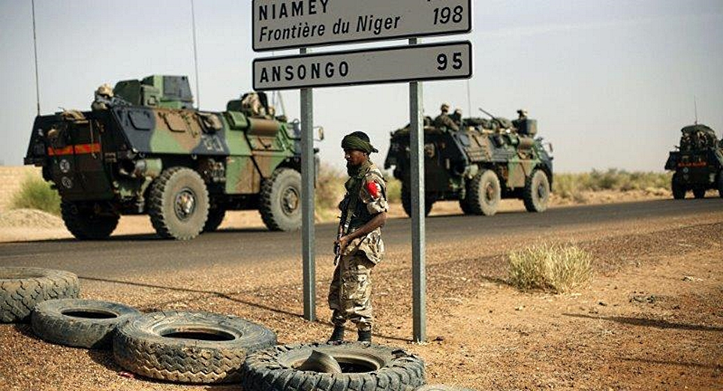 Risultati immagini per Niger in  guerra