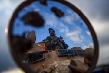 Esercito siriano libero (LaPresse)