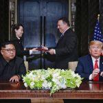 Incontro Trump-Kim, ecco la foto <br> che mostra i veri artefici del summit