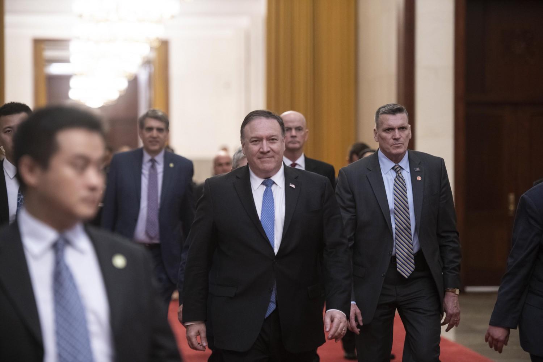 Il Segretario di Stato, Pompeo, è andato a Seul e Pechino per incontri di alto livello e spiegare il vertice Trump-Kim