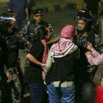 Caos ad Amman, il primo ministro <br> si dimette dopo le proteste di piazza
