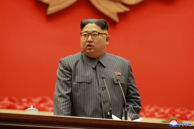 Il leader nordcoreano Kim Jong-un (LaPresse)