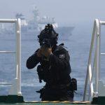 Uniti contro il terrorismo:<br> le esercitazioni nel Pacifico