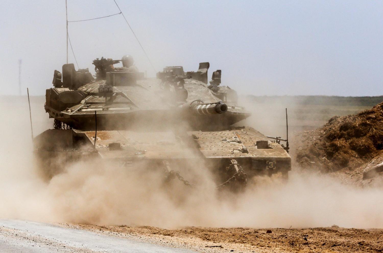 israeliani a Gaza