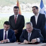 Nasce la Macedonia del Nord <br> ma continuano le polemiche