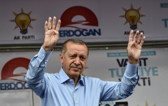 Erdogan elezioni