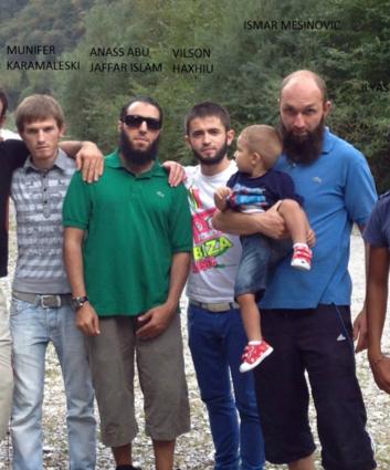 Mesinovic e gli altri jihadisti sulle nostre Dolomiti