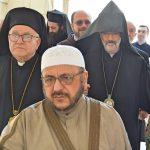 Il muftì di Aleppo sfida i terroristi: <br> adesso deve vivere sotto scorta