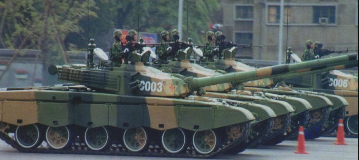 Type_98_tanks_on_parade