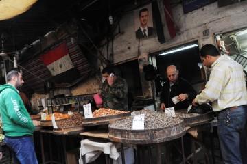 Vita a Damasco (LaPresse)