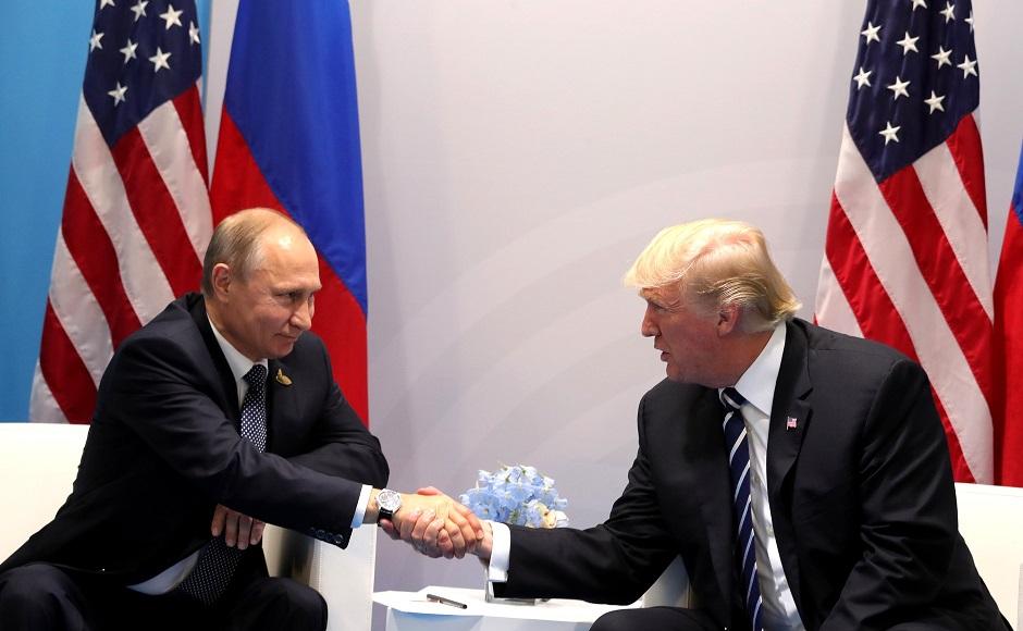 Putin Turmp