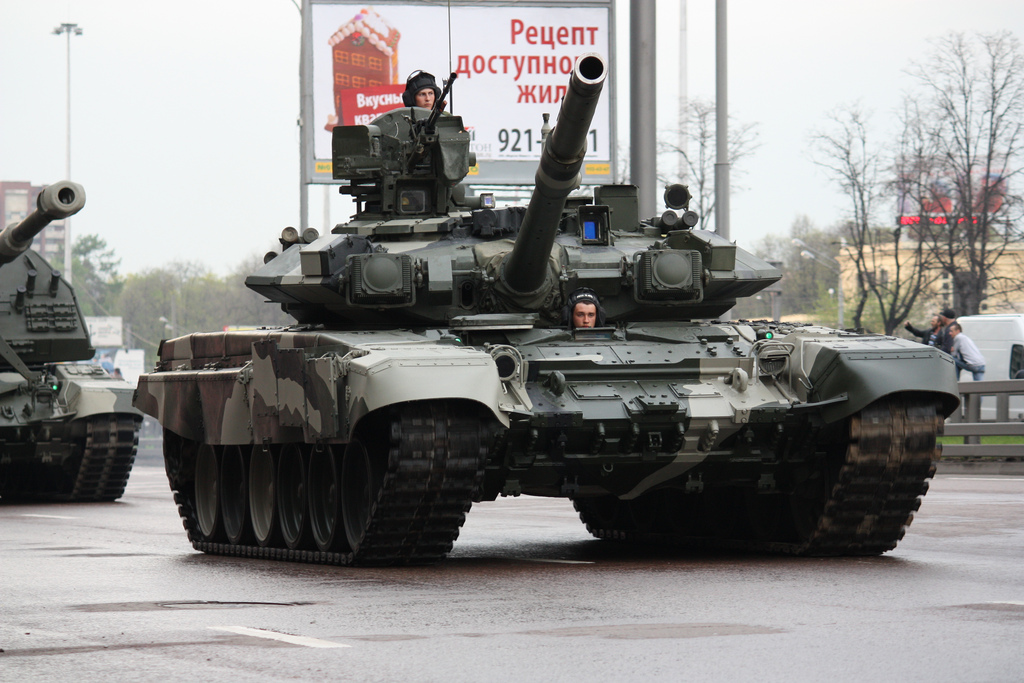 T-90 russo