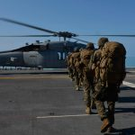 Navi da guerra Usa verso l'Iran:<br> tensione per le sanzioni sul petrolio