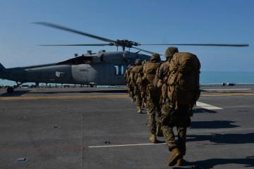 Marines elicottero