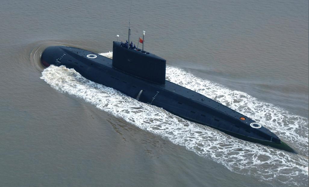 cina sottomarini
