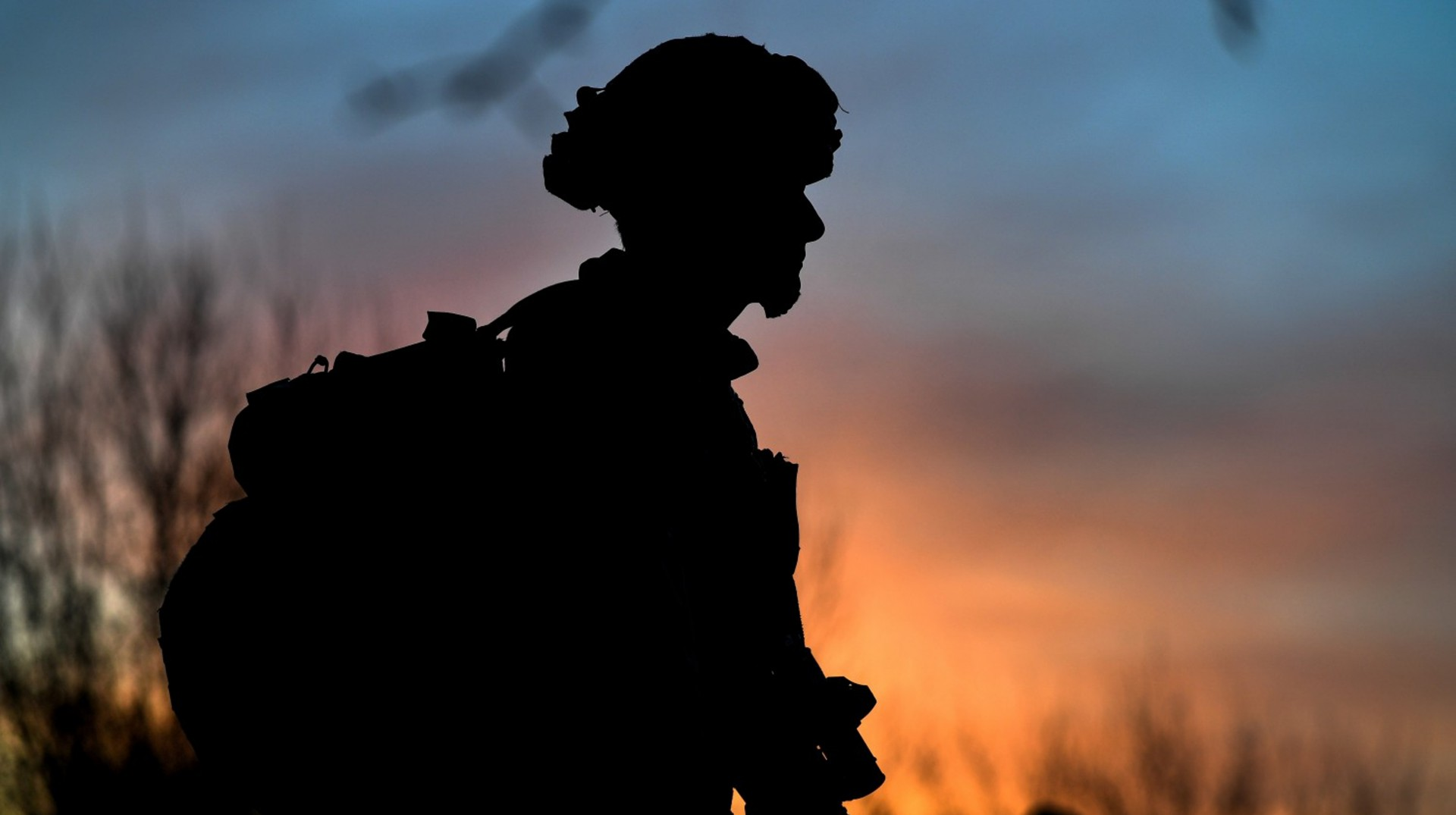 Un soldato della Nato (Getty)