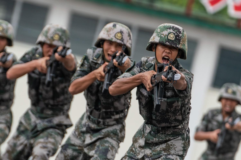 Cina truppe