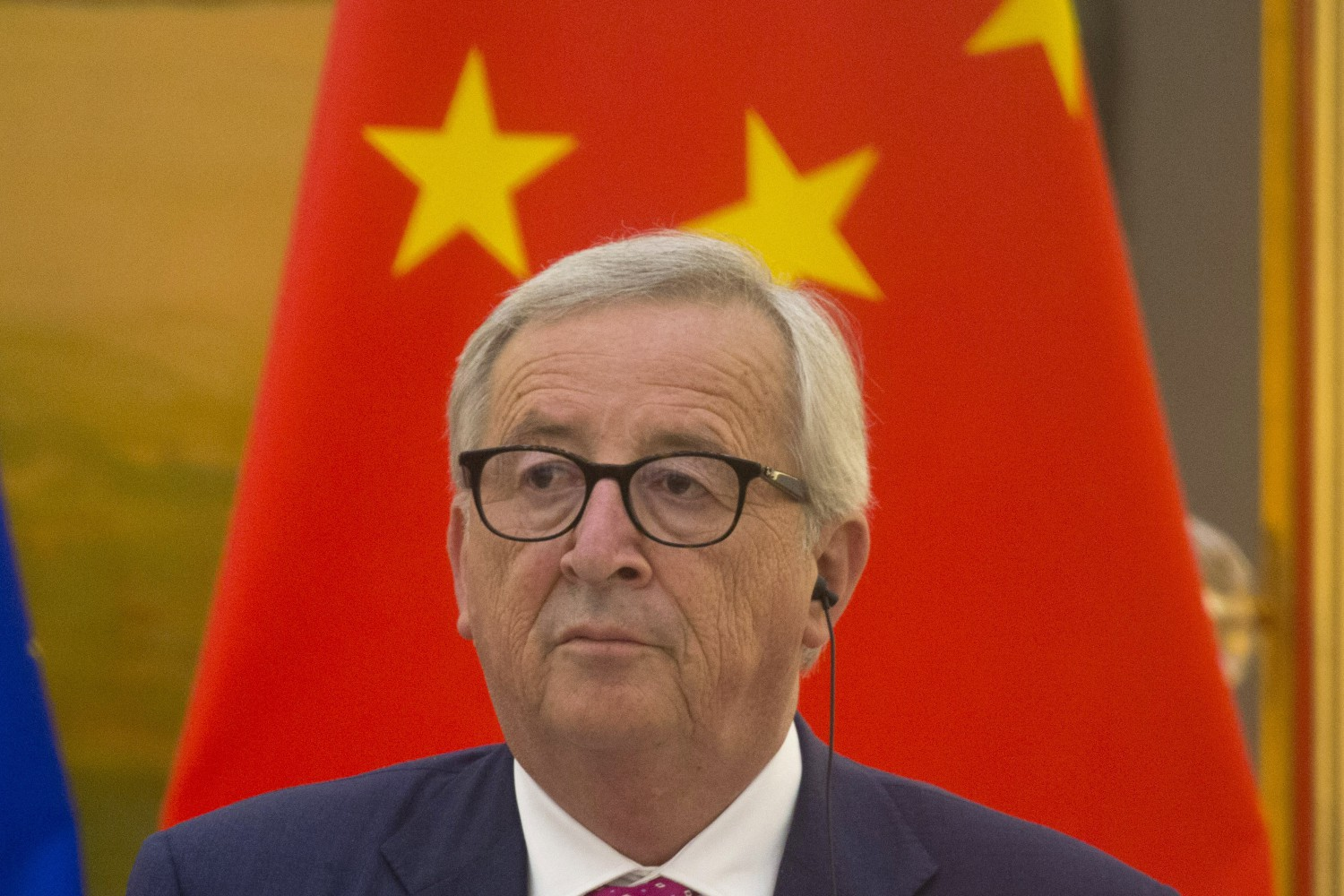 Jean-Claude Juncker (Getty)