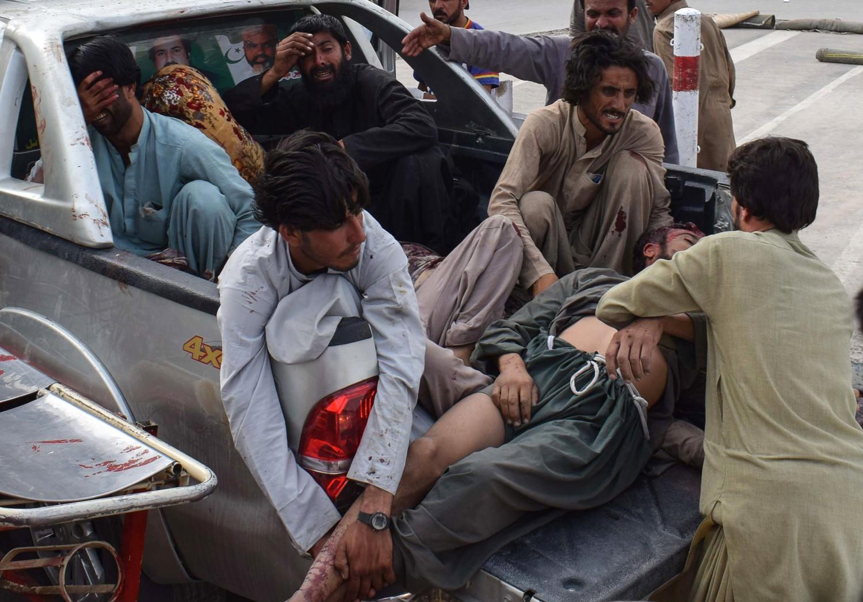 attentato pakistan Isis